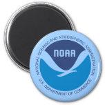NOAA IMAN PARA FRIGORÍFICO