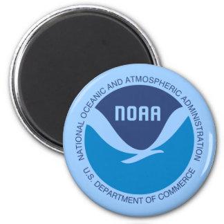 NOAA IMÁN REDONDO 5 CM