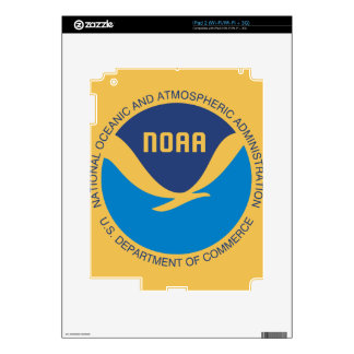 NOAA SKIN PARA EL iPad 2