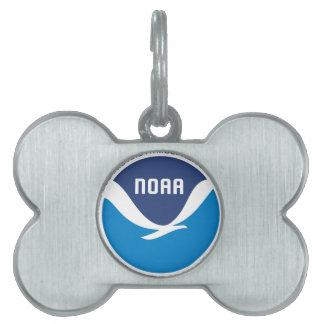 NOAA PET NAME TAG