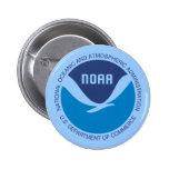 NOAA PIN REDONDO DE 2 PULGADAS