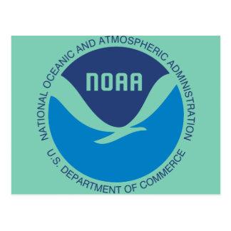 NOAA POSTCARD