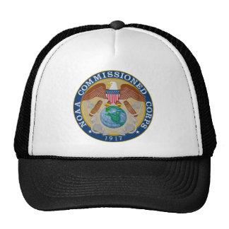 NOAA puso en servicio el sello del cuerpo Gorra
