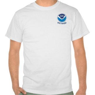 NOAA Retired Shirt