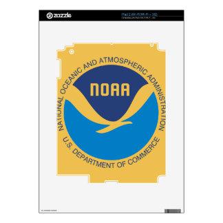 NOAA SKIN FOR iPad 2