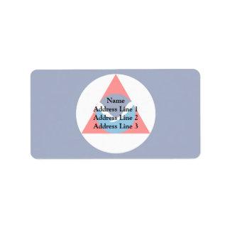 Noaa, United States Address Label
