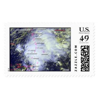 NOAA Weather image Postage