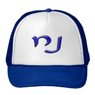 Noach - Anglicized as Noah - 3d Effect Trucker Hat