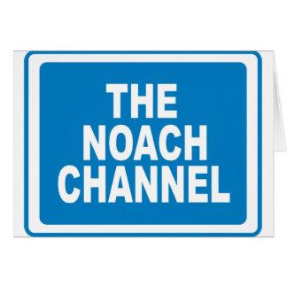 Noach Channel Card