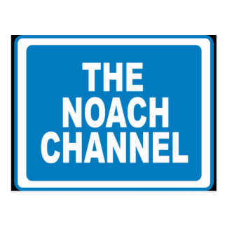 Noach Channel Postcard