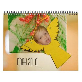 Noah 2010 calendar