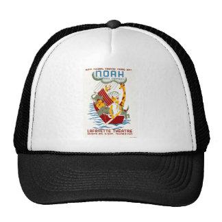 Noah A Human Comedy Trucker Hats