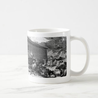 Noah and the Ark Mugs