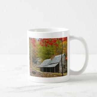 "Noah ""Bud"" Ogle Cabin in the Smokies Coffee Mug"