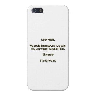 Noah Case For iPhone SE/5/5s
