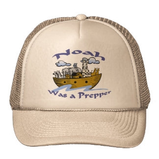 Noah era un Prepper Gorra