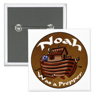 Noah era un Prepper Pins