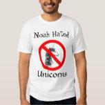 Noah Hated Unicorns Tshirts