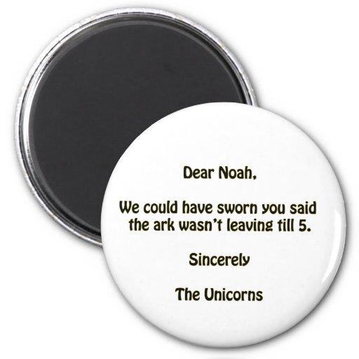 Noah Iman Para Frigorífico