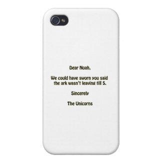 Noah iPhone 4/4S Cases