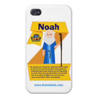 Noah iPhone 4 Cover For iPhone 4