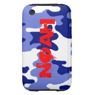 Noah iPhone Case