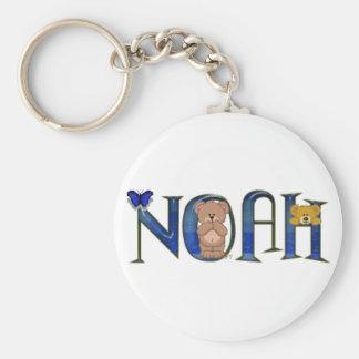 Noah Keychain