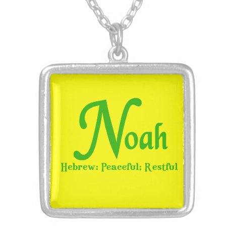 Noah Necklace