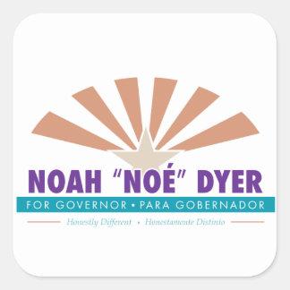 "Noah ""Noé"" Dyer Sticker"