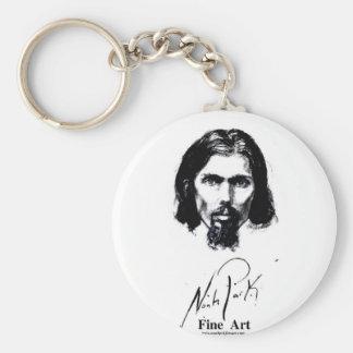 Noah Park Self Portrait Keychain