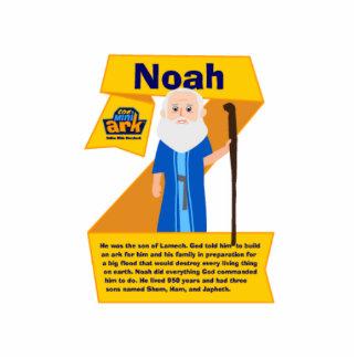 Noah Photo Sculpture