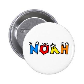 Noah Pinback Button
