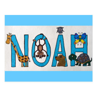 NOAH Post Card