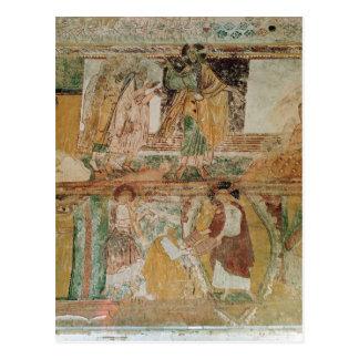 Noah s Ark and Moses Postcard