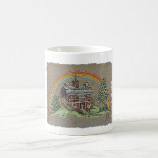 Noah's Ark Barn Coffee Mug