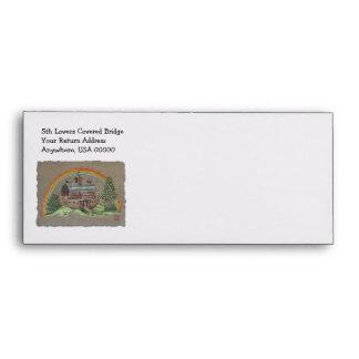 Noah's Ark Barn Envelope