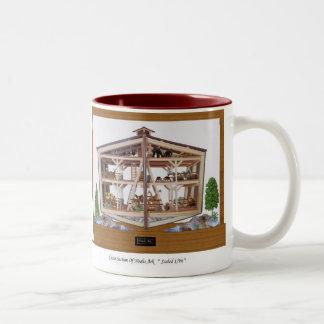 Noah`s Ark Diorama Mug