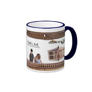 Noah`s Ark Model Mug