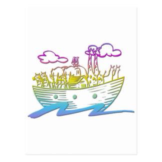 Noah s Ark Postcards