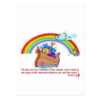 Noah s Ark Post Cards