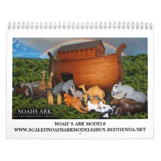Noah`s Ark Wall Calendar