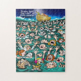 Noah's Lark (Jigsaw Puzzle) Jigsaw Puzzle