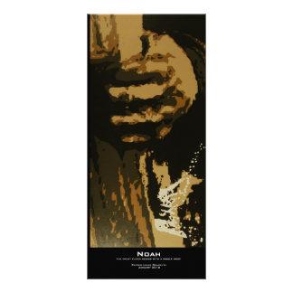 """Noah"" Value Bookmark Rack Card"