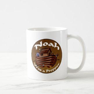 Noah Was A Prepper Coffee Mug