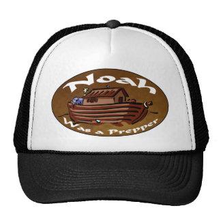 Noah Was A Prepper Hat