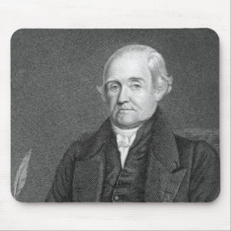 Noah Webster  engraved by G. Parker Mouse Pad