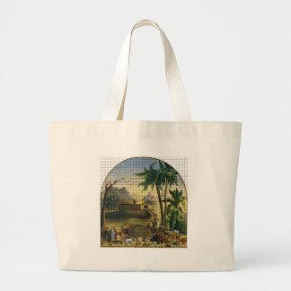 Noah y la arca bolsa