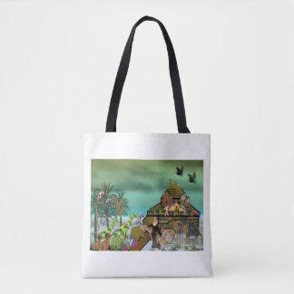 Noah'a Ark Tote Bag