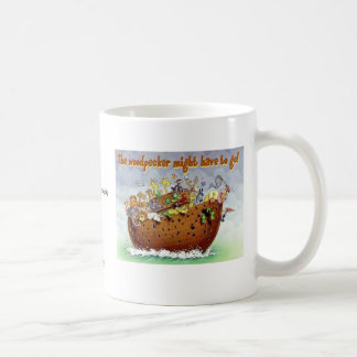 NOAH's ARC - Everything you need to know... Coffee Mug
