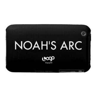 Noah's Arc - White Case-Mate iPhone 3 Cases